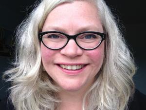 Janet Hager of Tinfish