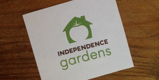 Independence Gardens logo