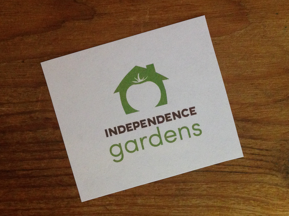 Independence Gardens logo